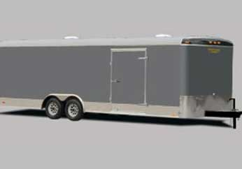 Continental Cargo Auto Plus Car Trailer