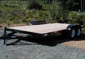 Fabform Economy Flatbed Trailer – Gorge Trailers