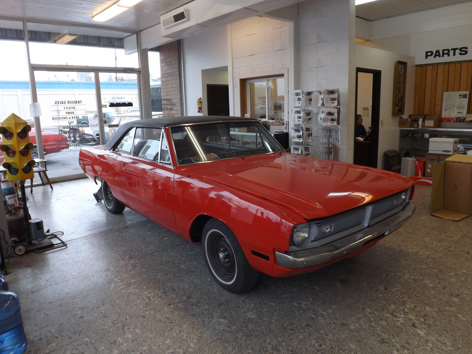 1970 Dodge Dart Custom 2dr