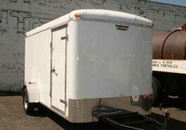 Continental Cargo Tailwind Cargo Trailer Series