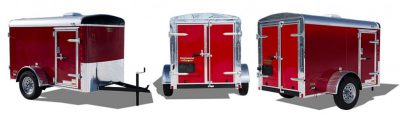 Continental Cargo Utility Trailer