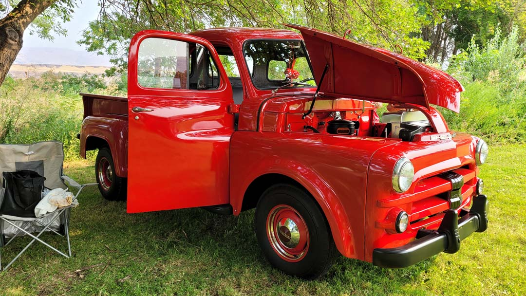 1952 Dodge B3-C Pickup Truck